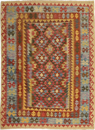 Tapete Kilim Afegão Old style AXVQ158