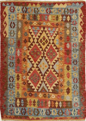 Koberec Kelim Afghán Old style AXVQ826