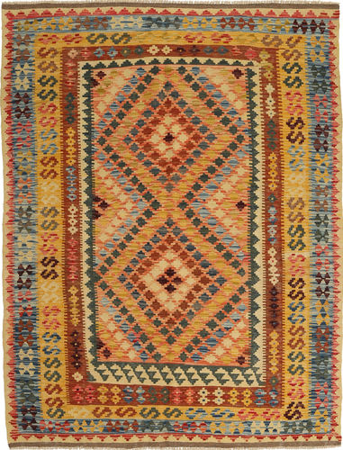 Kelim Afghan Old style teppe AXVQ789