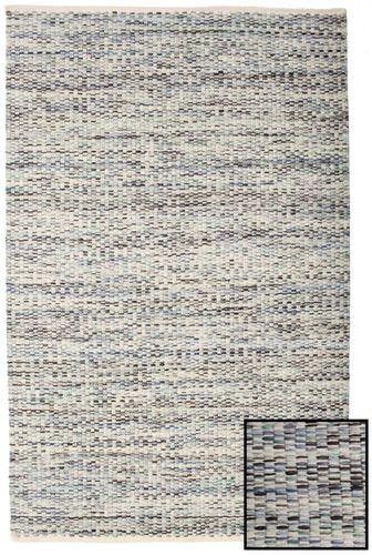 Pebbles - Grijs / Blauw Mix tapijt CVD16355