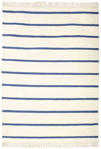 Dorri Stripe - Vit / Blå matta CVD16270