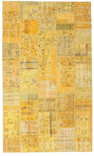 Patchwork Teppich BHKZQ317