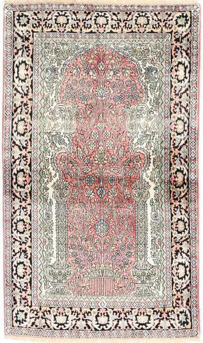 Kashmir art μετάξι χαλι AXVZA50