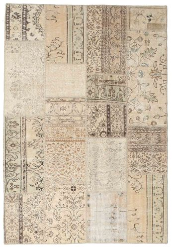 Patchwork rug BHKZQ637