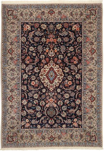 Isfahan silkerenning teppe AXVZC1283