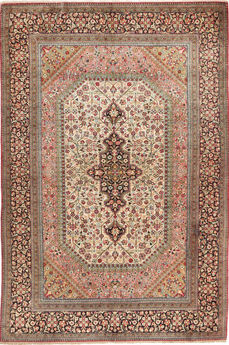 Qum silk carpet AXVZC447