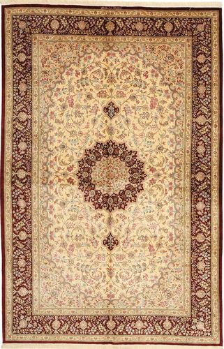Qum silk carpet AXVZC463