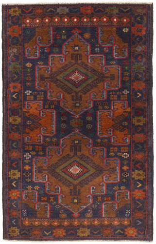 Baluch carpet NAZD1296