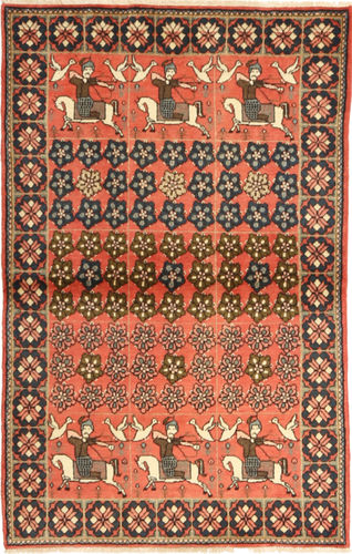 Bakhtiari carpet MXF5
