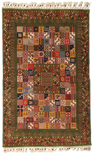 Handloom tapijt ICB30