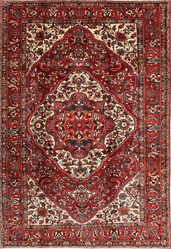 Alfombra Bakhtiar TBZZO350