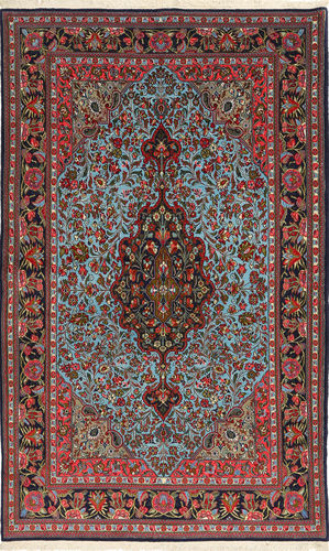 Qum Sherkat Farsh carpet FAZB176