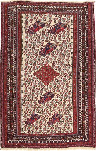 Kelim Fars tapijt FAZB314