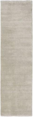 Handloom fringes - Greige teppe CVD16616