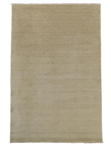 Handloom fringes - Greige rug CVD16621