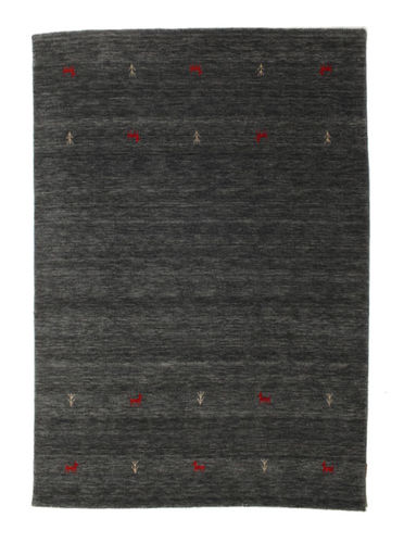 Gabbeh loom Two Lines - Medium Grey carpet CVD16775