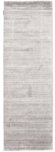 Bamboe zijde Loom - Warm Grijs tapijt CVD16727