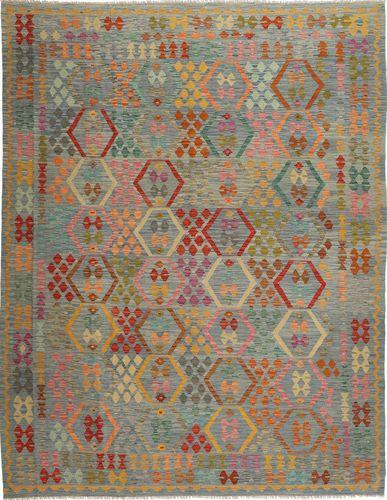 Kilim Afghan Old style carpet XKH44