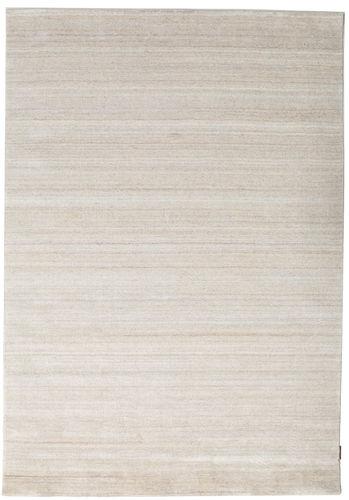 Bamboo silk Loom - Beige rug CVD16717