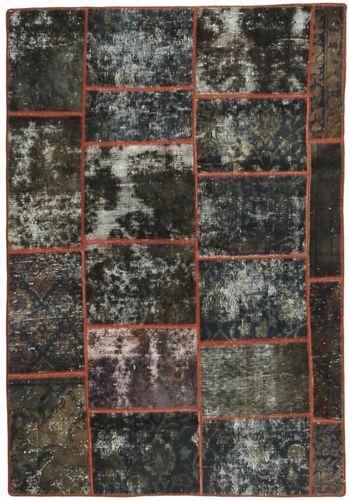 Лоскутные ковер FRKC528