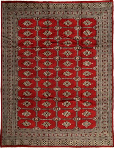 Pakistan Bokhara 2ply carpet SHZA213