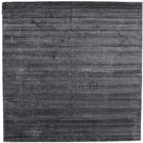 Alfombra Bambú de seda Loom - Charcoal CVD16694