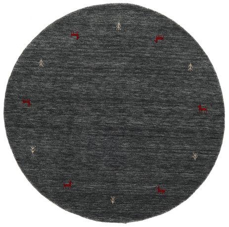 ギャッベ ルーム Two Lines - Medium グレー 絨毯 CVD16782
