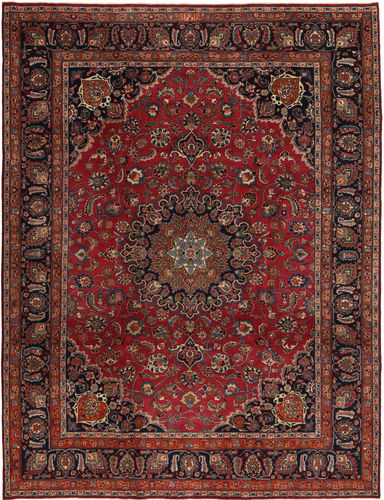 Rashad Patina signed: Dadkhah carpet MRC1246