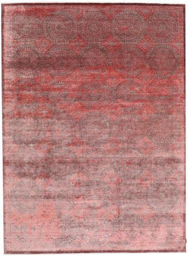 Himalaya Bamboe zijde tapijt BOKA319