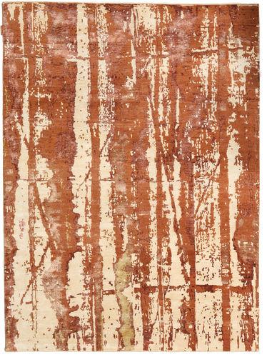 Himalaya Bamboe zijde tapijt BOKA310