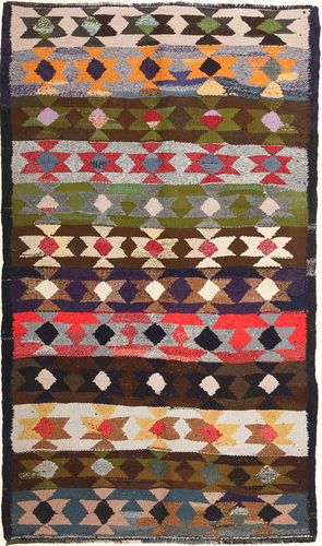 Kilim Fars carpet AXVZL948