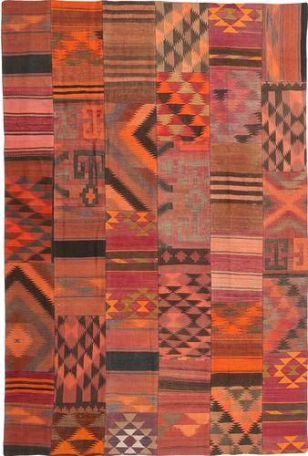 Kilim Patchwork carpet ABCX2320