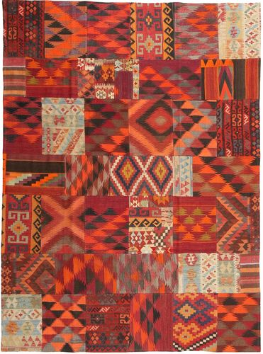 Kilim Patchwork carpet ABCX2332
