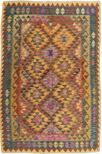 Kelim Afghan Old style matta ABCX1552