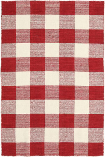 Check Kilim carpet CVD17195