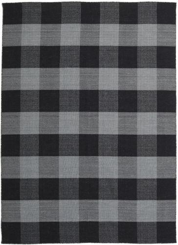 Check Kilim carpet CVD17221