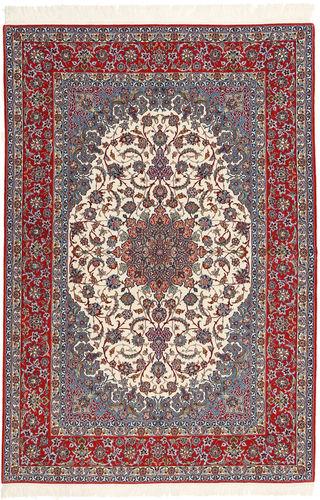 Isfahan silkerenning teppe RXZI56