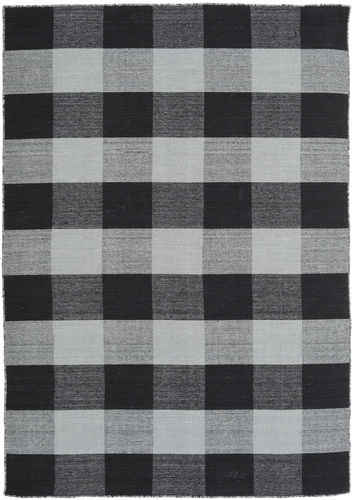 Check Kilim carpet CVD17209