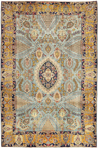Qum Kork / silk carpet AXVZX3950