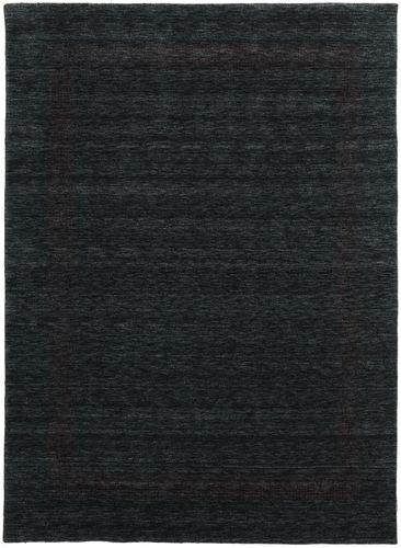 Handloom Gabba - Svart / Grå teppe CVD18411