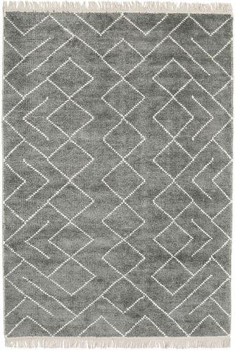 Bamboe zijde Vanice tapijt CVD17394