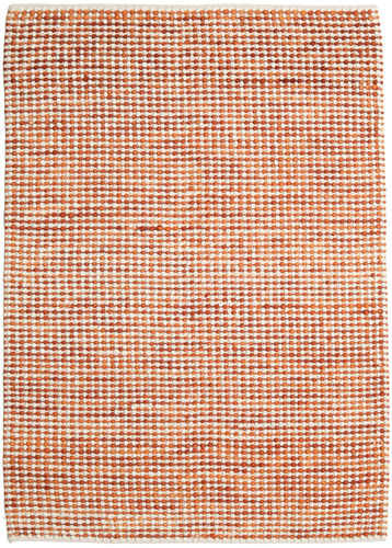 Big Drop - Rust / Orange Mix rug CVD17697
