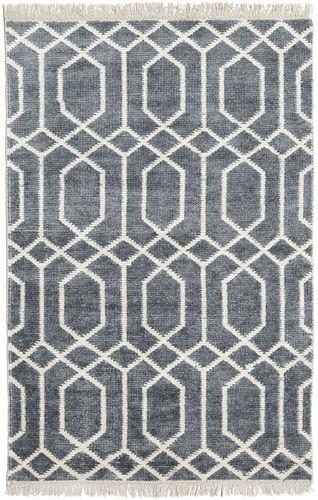 Bambu silke Vanice - Grå matta CVD17380