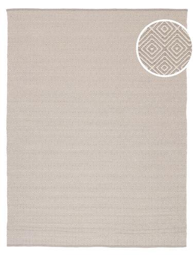 Diamond - Light gray rug CVD17849
