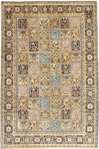 Qum Kork / silk carpet AXVZL592