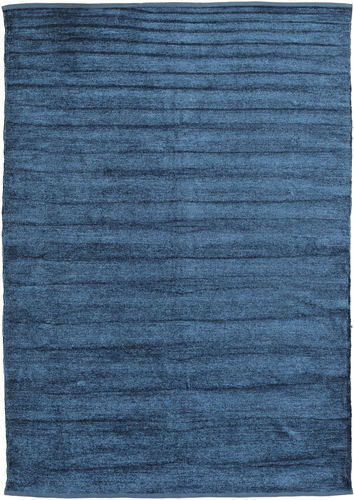 Kilim Chenille - Midnight Blue carpet CVD17145
