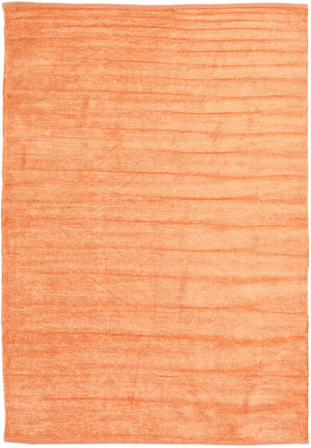 Kelim Chenille - Persikoorange matta CVD17129
