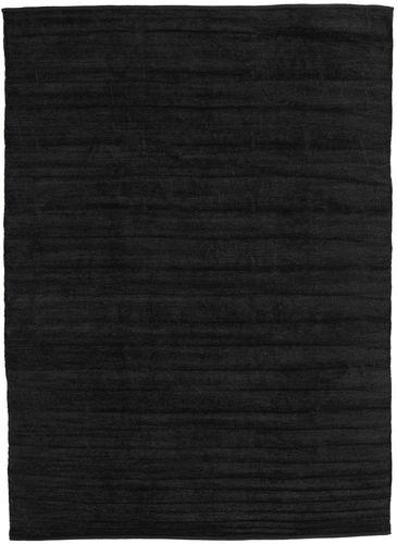Kilim Chenille - Carbon Black carpet CVD17135