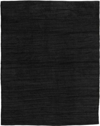Kilim Chenille - Carbon Black rug CVD17134