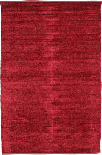 Kilim Chenille - Deep Red carpet CVD17107